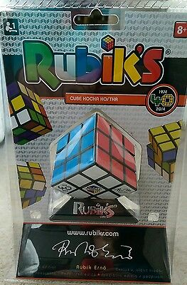 2014 Rubiks Cube Signature Edition 40 Year MIP