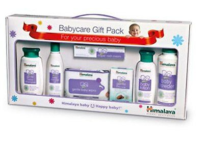 Himalaya Herbals Babycare Gift Pack Combo For Skin Care