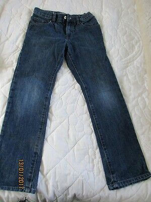 Gap Kids Slim Straight Fit Jeans Size 8-9 Years