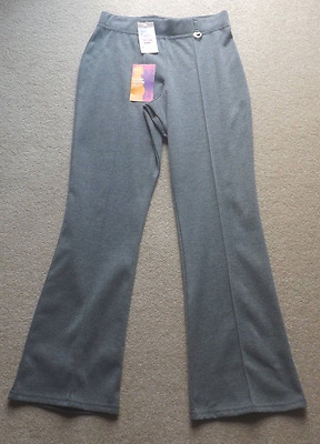 """Marks And Spencers (M&s) Girls School Trousers  28"""" Waist"""