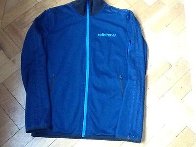 Adidas Mens Zipped Top Size S