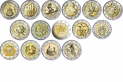 Special coins Vatican off 2004 all Years - free selectable - in Coin capsule