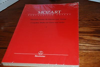 Mozart Complete work for Piano and Violin  2