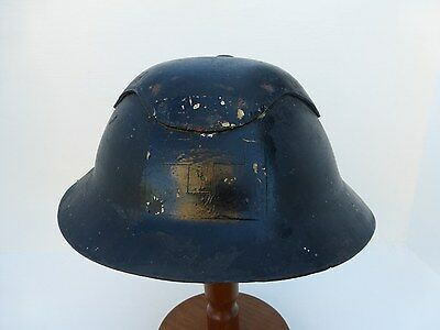 WW2 Home front private purchase helmet.