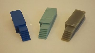 N-Scale 3 Unfinished Loading Docks 1:160 Model Train Detail Accessories