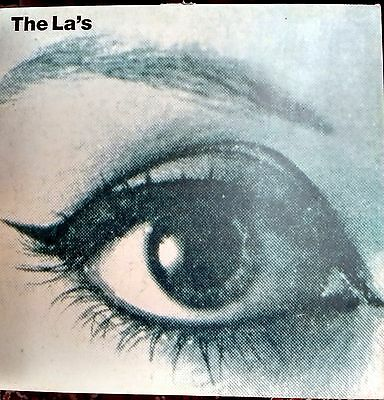 The Las La's LP Vinyl Original Rare