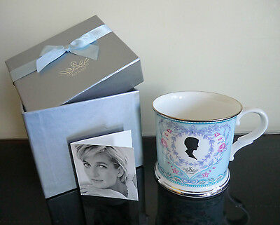 Princess Diana Official Althorp Memorial Mug - New & Boxed