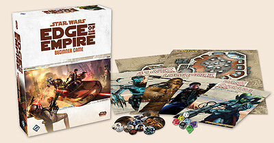 Star Wars Edge of the Empire Beginner Game Box
