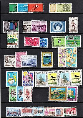 Italy 18 Sets M.n.h.