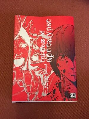 Fortress of apocalypse - Tome 1