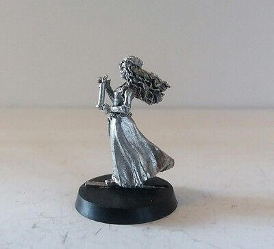 games workshop Lord of the rings metal goldberry