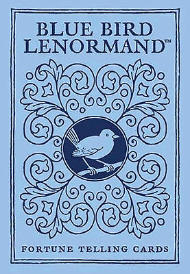 Blue Bird Petit Lenormand Fortune Telling Card Deck