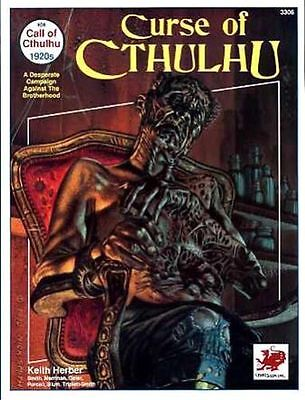 Curse of Cthulhu, rare, good condition Fungi From Yuggoth, Call of Cthulhu 1920s