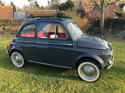 Rare Fiat 500D. Low mileage and Stunning!!!!