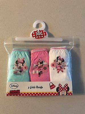 Girls Disney Minnie Mouse Pants Age 4/5