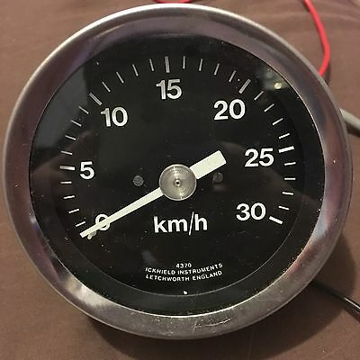Aviation/aircraft Icknield Instruments Air Speed Indicator