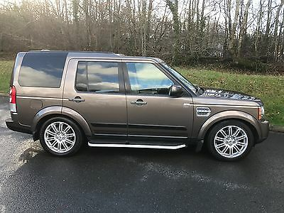 2011 Land Rover Discovery 4 SDV6 HSE