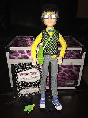 "Monster High New "" Original "" Jackson Jekyll Doll Without Box"