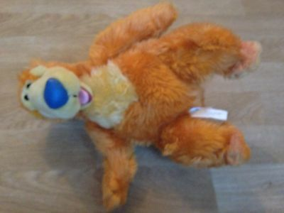 Bear From Bear In The Big Blue House Soft Toy
