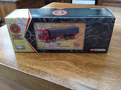 corgi brs aec mkv 8 wheel platform lorry 1.50 scale new in box