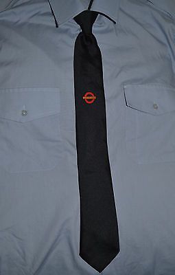 London Buses Clip On Tie