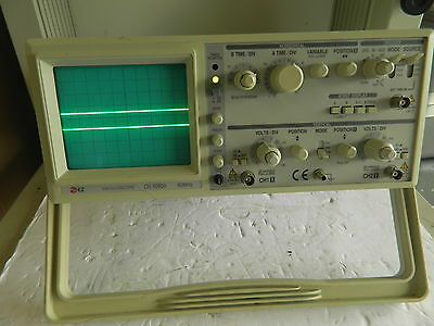 Lg/ez 0Os-5060A 2 Channel 60 Mhz Oscilloscope