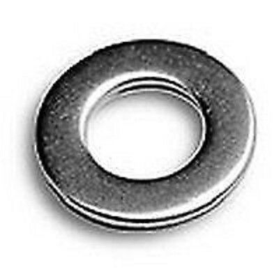 Ring flat stainless steel A2 M4 thick (4X8,8X0,8) Lot de 25