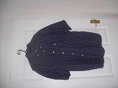 Mens Fred Perry short sleeve shirt size L