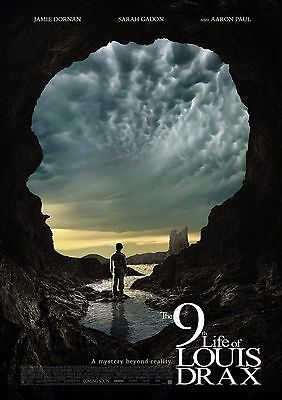The 9th Life of Louis Drax - A4 Glossy Poster -TV Film Movie Free Shipping #723