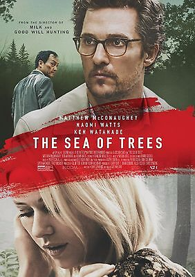 The Sea of Trees - A4 Glossy Poster -TV Film Movie Free Shipping #725