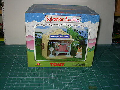 Tomy Sylvanian Families Cottage Hospital