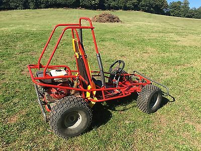 Off Road Go Kart Buggy with Electric start Honda GX 270 Engine