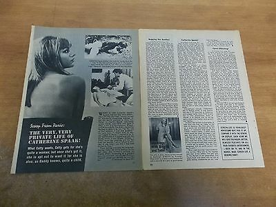 Catherine Spaak clipping #547