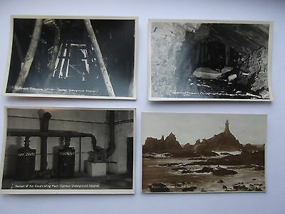 A Collection Of 21 Postcards Of Jersey Including 5 Of The Ww2 German Hospital