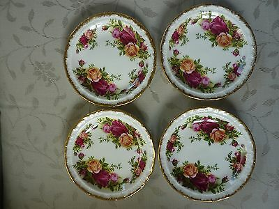 Royal Albert Old Country Roses Coasters x 4