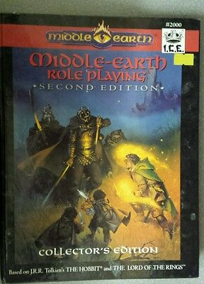 Middle earth role playing Handbook Second Edition