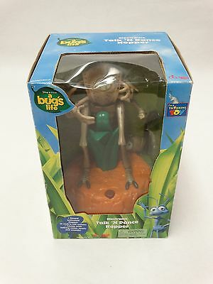 "A Bugs Life - 12"" Electronic Talk 'N Dance Hopper With Head Broken Off"