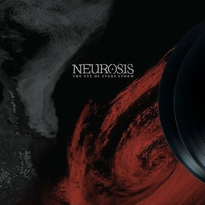 Neurosis The Eye of Every Storm 2LP Oxblood Vinyl Deluxe Version
