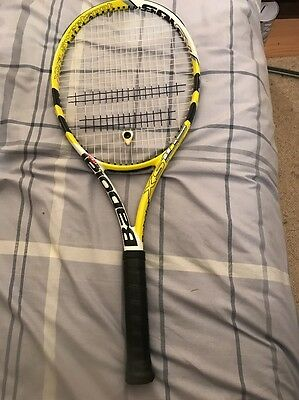 babolat tennis racket (inc Bag)