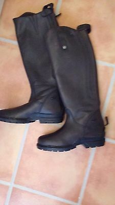 Mark Todd riding boots Brown size 5