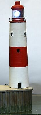 100ft Stone Lighthouse N Scale Unpainted Model Kit NMB19