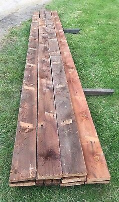 Recycled Oregon Timbers  8 X 11/2 (200 X 38mm)