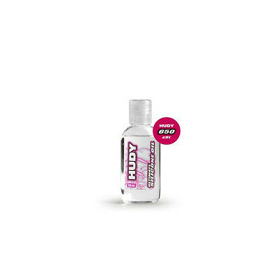 Hudy Ultimate Silicone Oil 650 Cst - 50ml - DY106365