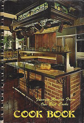 *priddy Tx 1979 Fha *future Homemakers Cook Book *texas Local *favorite Recipes
