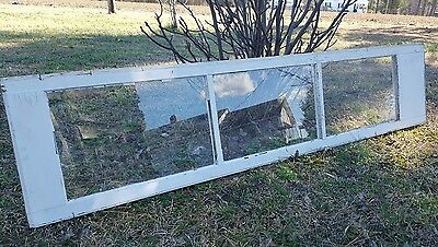 Vintage Sash Antique Wood Window Unique Frame Pinterest Rustic 3 Pane Very Large