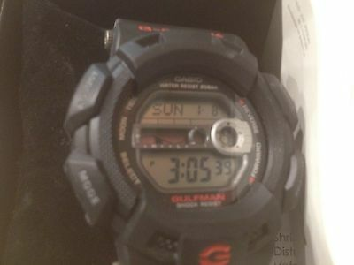 Casio G-Shock Gulfman Watch BNWOT