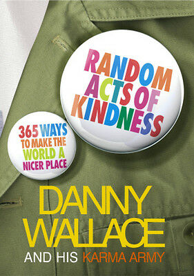 Random acts of kindness by Danny Wallace (Paperback)