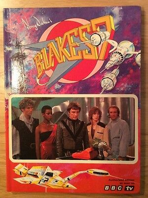 BLAKE'S 7 TV Series Annual 1981 Excellent Condition