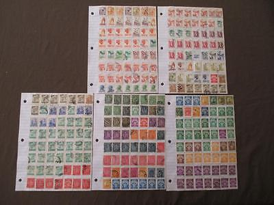 ~280 Yugoslavia Hinged On Pages - Unchecked - As Received (#O51)