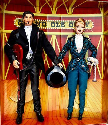 BARBIE & KENNY GRAND OLE OPRY Country Western Cowboy Duet NRFB 2 D0LLS SET!